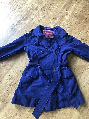 Ted Baker PURPLE RAIN COAT. Age 10-11 Years