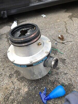 Salvajor 100 Commercial Garbage Disposer - 208V, 1 hp. Tested And Working.