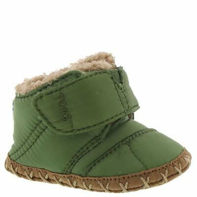 Kids Toms Girls Classics Low Top Slip On Walking Shoes, Green,  Size Toddler 4.0