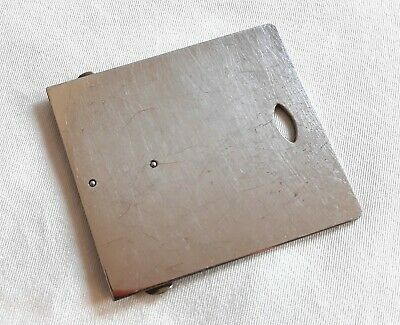 Original Singer Sewing Machine 15-91 Slide Bobbin Cover Plate