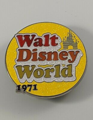 Disney Pin Trading Walt Disney World 1971 Pin