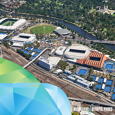 Melbourne Park General Ticket Package