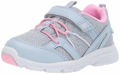 Stride Rite Kids Ocean Girl's and Boy's Machine Washable, Light Blue, Size 9.0 7
