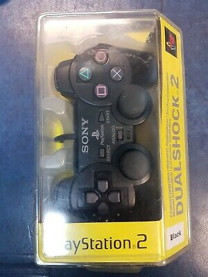 Official Sony Playstation 2 DualShock 2 Controller. Ps2 Pad. New and sealed