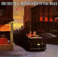 Crush by OMD - Orchestral Manoeuvres In The Dark   CD   condition very good