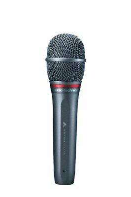 audio-technica AE6100 hand-held microphone 60573 fromJAPAN