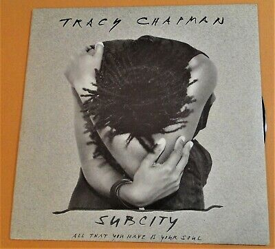 SP 45 Tours - Tracy CHAPMAN - Subcity -1990 wea 964990-7