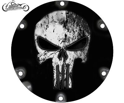 2004-2020 Harley Davidson Sportster 883 1200 Derby Clutch Cover Punisher