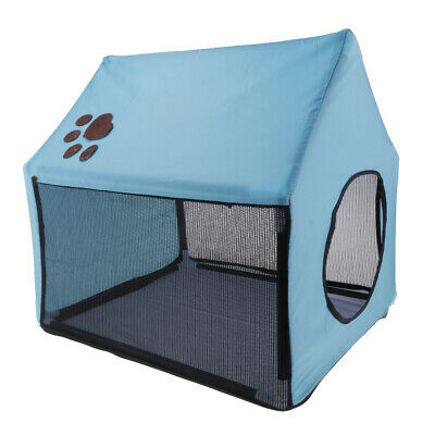 Breathable Cat Dog Nest Bed Puppy Soft Warm Cave House Sleeping Bag Mat Pad