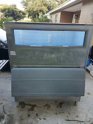 FOLLETT ICE BIN 1300 LBS READ DESCRIPTION and see pictures.aks for FREIGHT SHIPP