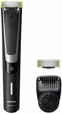Philips Oneblade pro QP6510/60 Trimmer Beard with Comb Precision New