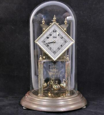 Antique Kundo Kieninger + Obergfell Anniversary Clock Made in West Germany