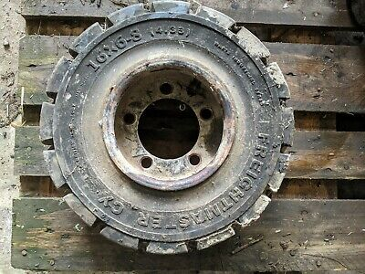 Forklift Solid Tyre Freightmaster 16 X 6 - 8