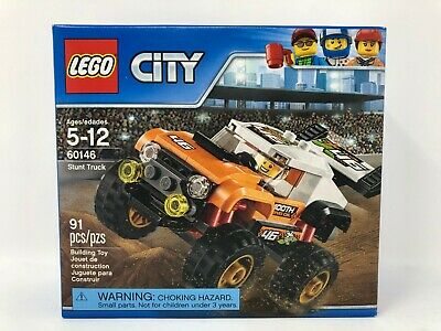 LEGO City Stunt Truck 60146 New, Sealed, FREE Shipping