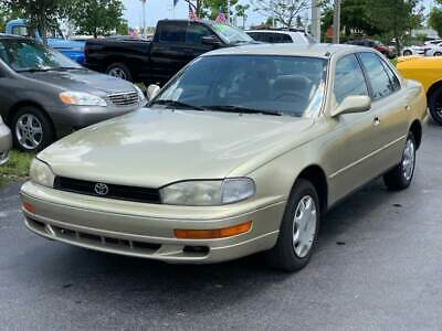 1993 Toyota Camry DX 4dr Sedan 1993 Toyota Camry DX 4dr 4 Cylinder Florida Owned Drives Great Cold A/C