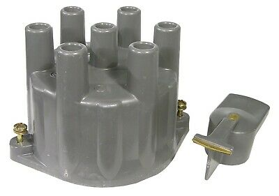 Distributor Cap and Rotor Kit-Premium WVE BY NTK 3D1241A