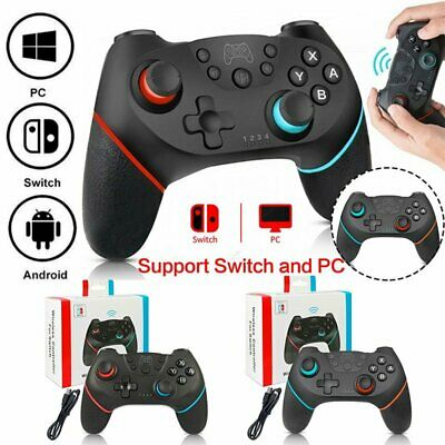 2020 Wireless Pro Controller Gamepad Joypad Joystick Remote For Nintendo Switch