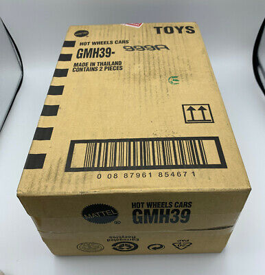 Two Hot Wheels Premium Collector Nissan Sets SEALED in Original WM Shipping Box
