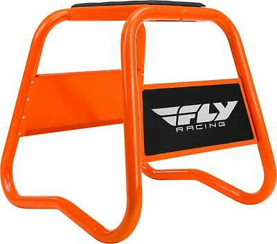 Fly Racing Podium Stand Orange #61-07306