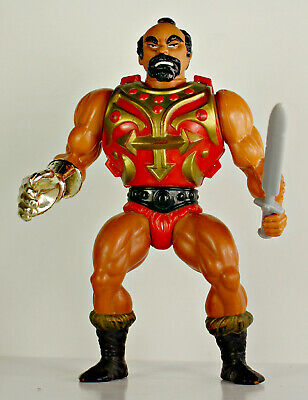 - He-Man MOTU Action Figure Stands Vintage Masters of the Universe 82-88