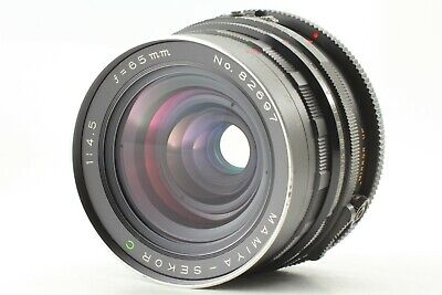 【NEAR MINT】 Mamiya Sekor C 65mm F4.5 Lens For RB67 Pro S SD RZ67 From JAPAN #238