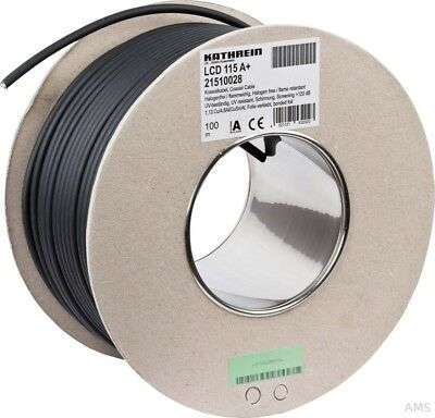 Kathrein LCD115A + Cable Coaxial, Sw, 100m Bobina Desechable