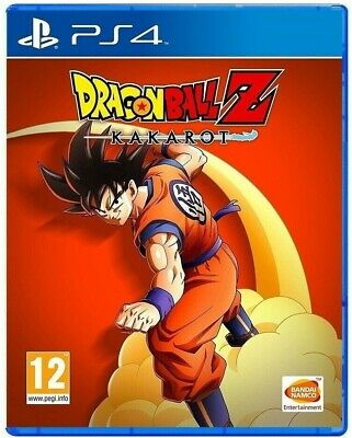 Dragon Ball Z Kakarot Ps4 - Playstation 4 - Italiano - Bandai Namco