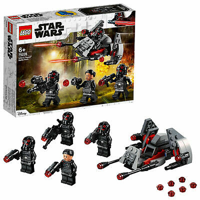 Lego 75226 Star Wars Inferno Squad Battle Pack New & Sealed FREE POST