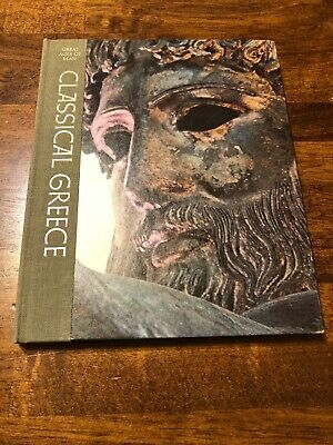 Classical Greece Time Life Great Ages of Man Series Hardcover Illustrated 1973