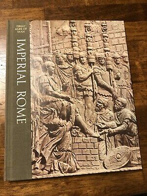 Time-Life Great Ages Of Man: Imperial Rome (1965, Hardcover)