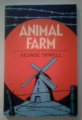 Animal Farm By George Orwell (2018) Paperback, New *Free Shipping*