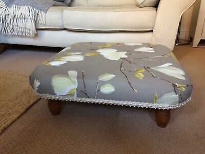 Vintage Refurbished Footstool