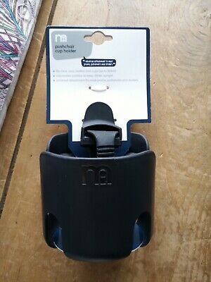 New Mothercare Universal Pushchair Accessory Range Cup Holder