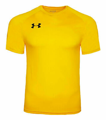 Under Armour Junior Tech T Shirt Kids Boys UA Short Sleeve HeatGear Training Top