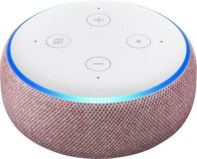 Amazon Echo Dot 3rd Generation Smart Speaker with Alexa - Plum