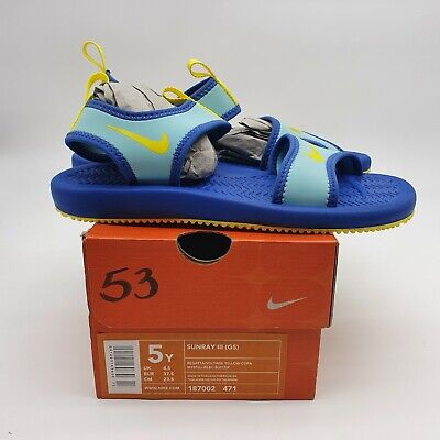407899-201 DEAD STOCK Youth Size:12.5~3 NIKE YOUTH SHOES BLAZER BOOT PS