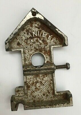 Antique Stanley No.1 Odd Jobs Multi Woodworking Tool, Level Good