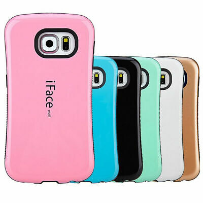 iFace Phone Gel Shock-Absorbing Shockproof Bumper Cover Case - Samsung Galaxy S7