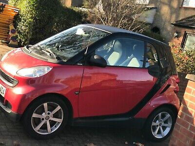 Smart car FORTWO pulse automatic diesel 59 Reg 2009