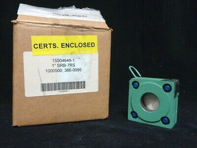 "Certified BS&B - Rupture Disk Holder - SRB-7RS GW-0-0001-527 150ANSI 1"" - (NEW)"