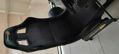 Playseat gaming racing seat with steering wheel / pedal / gear - Ready to play