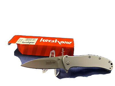Kershaw 1730SS Zing Assisted Flipper Knife (NEW)
