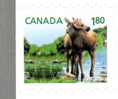 2012 Baby Wildlife Defins. From Bkt#478, Uc#2512 $1.80, Int'l Rate, Mnh