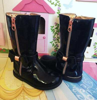Ted Baker Girls Size 7 Boots