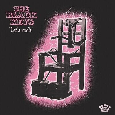 "The Black Keys - ""Lets Rock"" CD Nonesuch NEW"