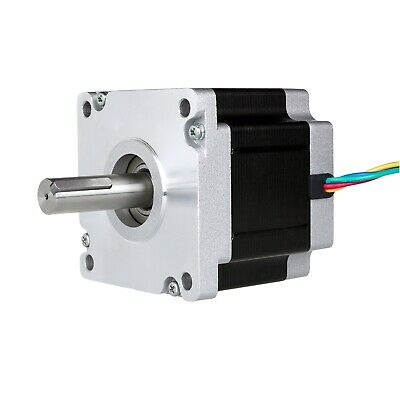 German Ship Schrittmotor Nema 42 3256 oz-in 6.0A  Stepper Motor keyway shaft CNC