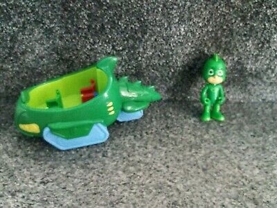 PJ Masks Gekko GekkoMobile &  Action Figure Toy Playset