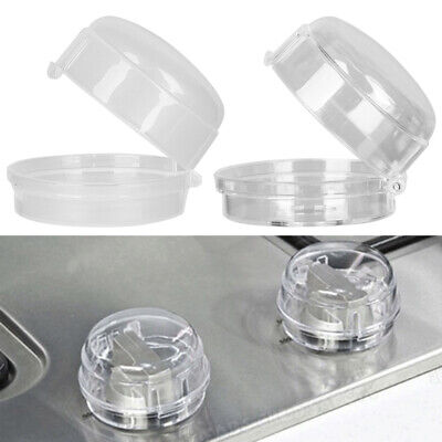 Baby Safety Gas Stove Protector Child Protection Oven Lock Lid Knob Cover