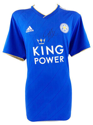 Signed Youri Tielemans Shirt - Leicester City Autograph +COA