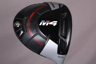 TaylorMade M4 Driver 9.5° Stiff Right-Handed Graphite #40717 Golf Club